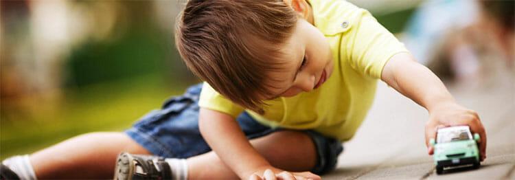 Importancia del juego en el niño