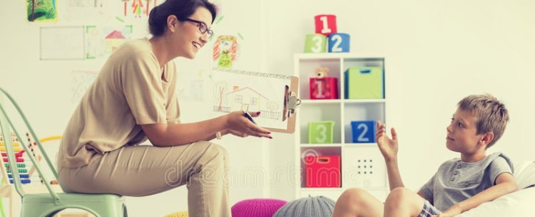 Cuáles son los pasos a seguir en una entrevista psicológica con niños