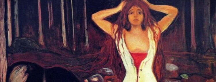 La imagen de la mujer en el simbolismo