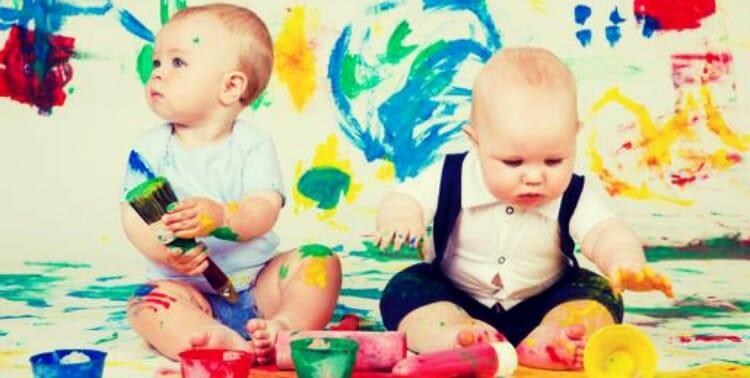 Desarrollo del bebé de 3 a 6 meses
