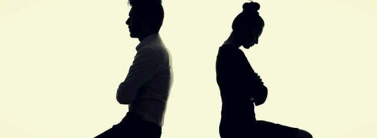 Como afrontar una separación de pareja o divorcio