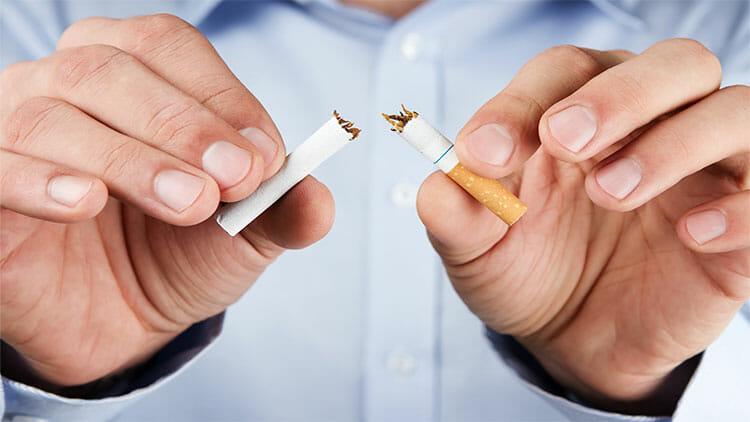 Como facilitar el estado que ha dejado fumar