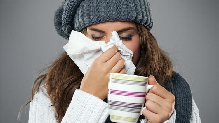 Gripe: causas, síntomas y tratamiento