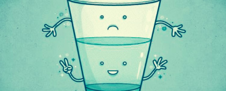 Relacion entre optimismo y pesimismo