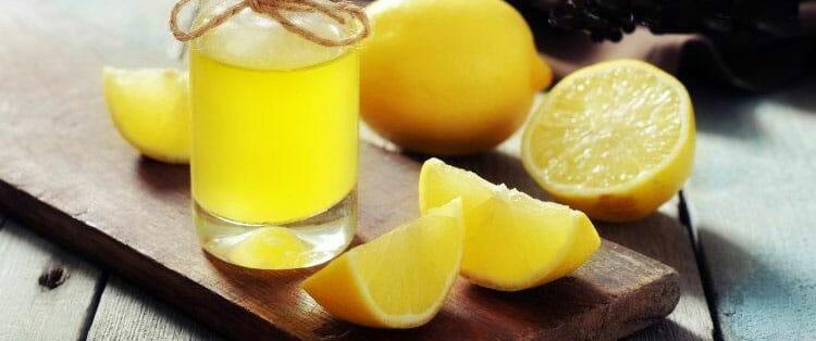 Quitar las estrías con limón