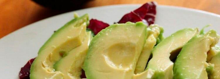 Alimentos saludables: el aguacate