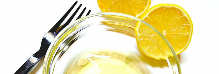 Mascarilla de huevo y limón para la piel de la cara