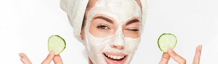 mascarillas naturales para la cara