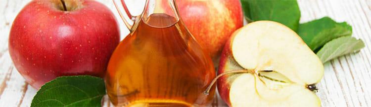 Vinagre de manzana - remedio casero