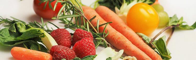 Alimentos para hacer crecer las pestañas