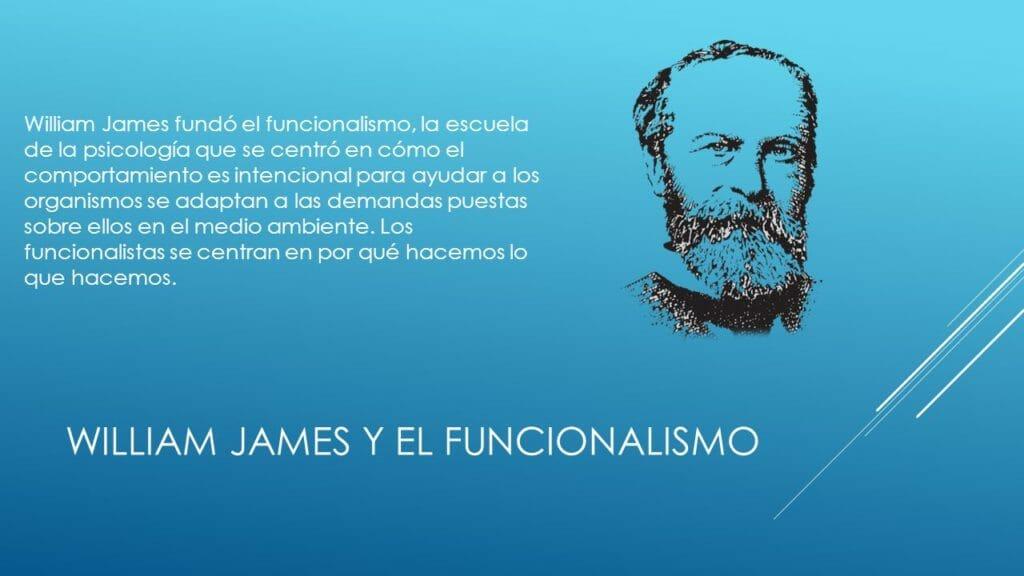 Teoría del funcionalismo en Psicología
