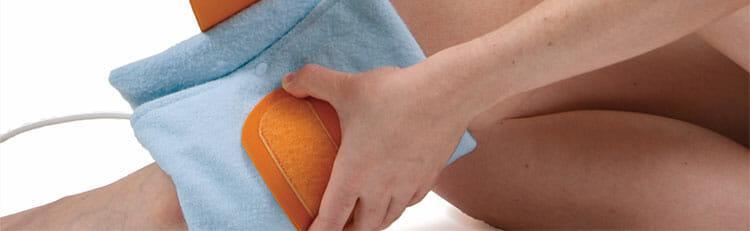 Indicaciones para la termoterapia