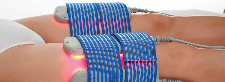 Tipos de corriente en la electroterapia