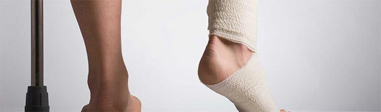 Tratamiento del esguince de tobillo