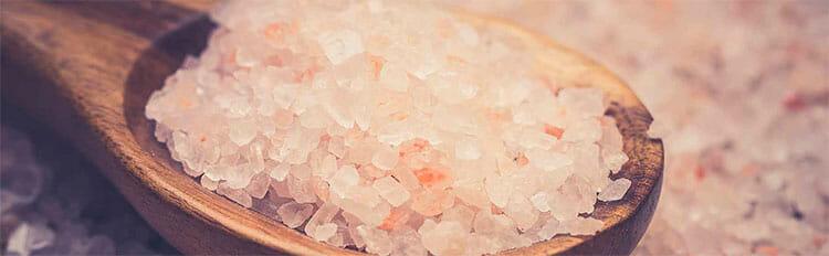 Beneficios de los baños con sal marina