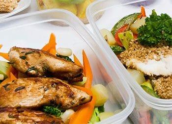 Comer sano en el trabajo es posible