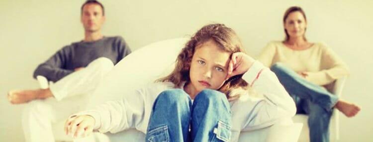 Divorcio: cómo afecta a los niños