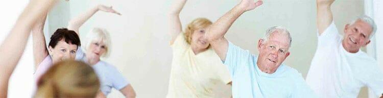 Práctica de ejercicio como tratamiento para la artritis