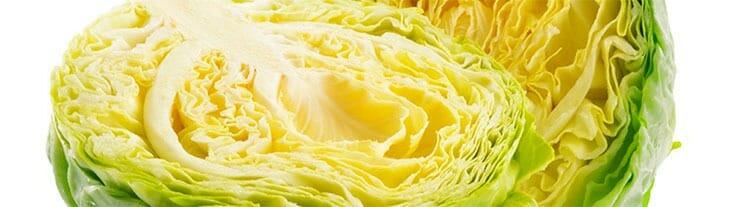 Col, uno de los alimentos antiinflamatorios