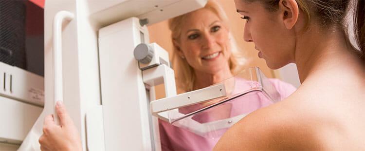 Cómo diagnosticar el cáncer de mama