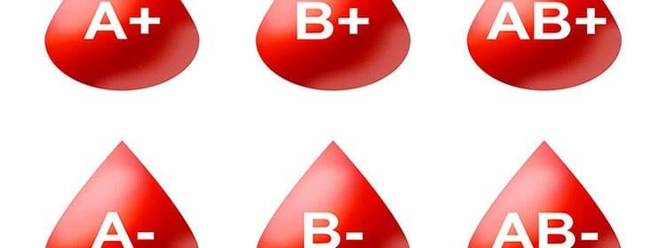 Dieta del grupo sanguíneo