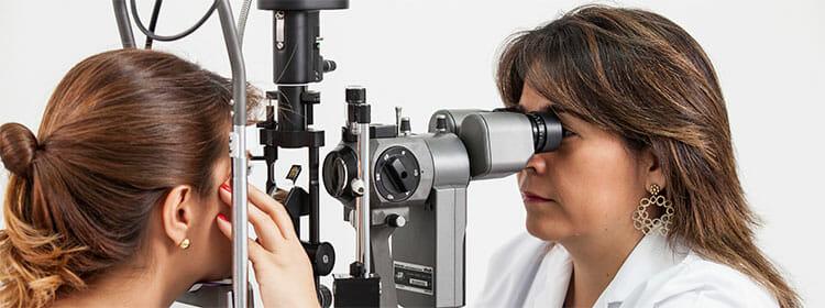 La dilatación pupilar es una práctica frecuente en la consulta del oftalmólogo