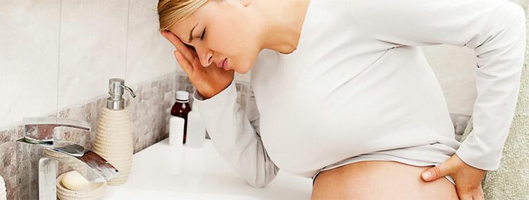 Síntomas de la anemia en el embarazo
