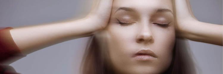 Presion en la cabeza mareos y nauseas