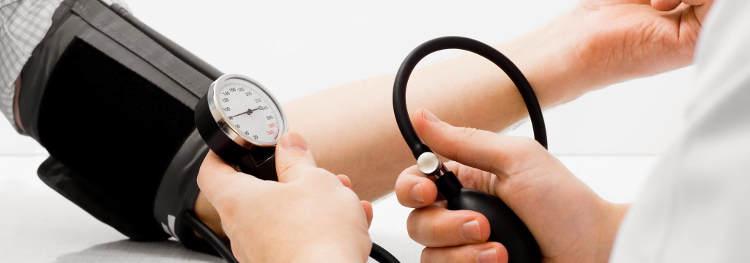 Mareos y presión arterial