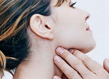 Mucosidad en la garganta