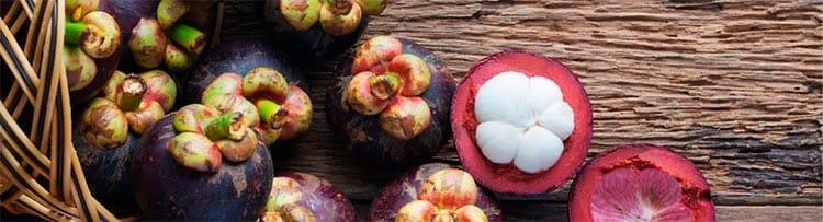 Beneficios del mangostán para la salud