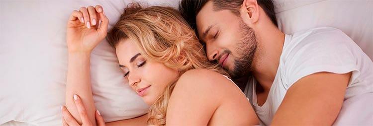 Dormir solo o en pareja