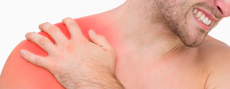 dolor al lado derecho del pecho y brazo