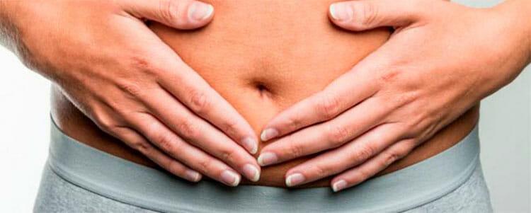 Síntomas de gases intestinales