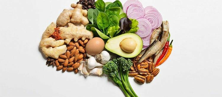 Alimentación para combatir el Alzheimer