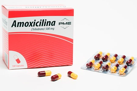 Amoxicilina 500 mg