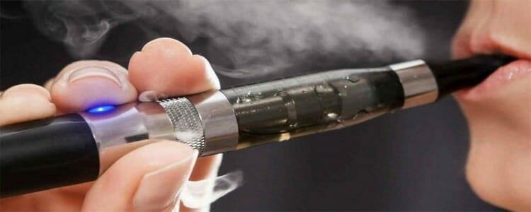 Daños del cigarrillo electrónico