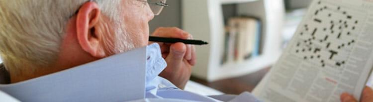 Estimulación mental para combatir el alzheimer