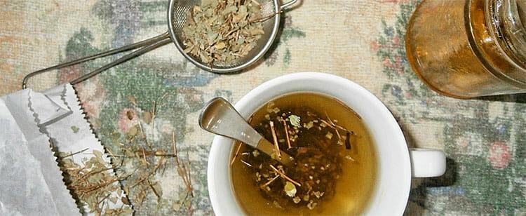 Preparar té de orégano