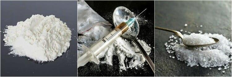 Las drogas más peligrosas del mundo