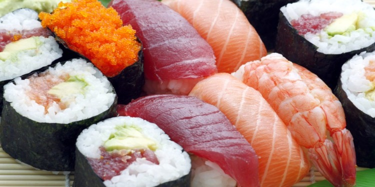 Propiedades del sushi