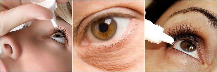 Remedios caseros ojos secos