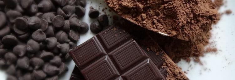 Chocolate negro, uno de los alimentos buenos para el corazón