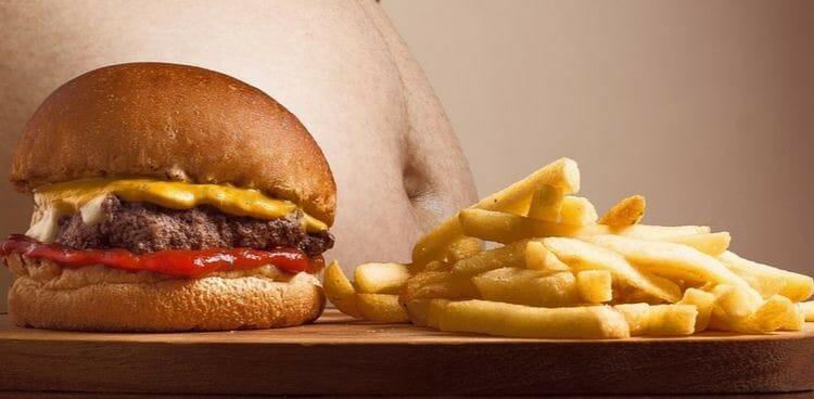 Comida y obesidad
