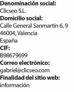 Datos web