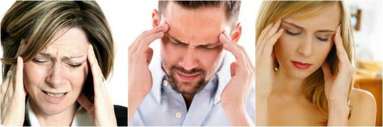 Tipos de cefalea