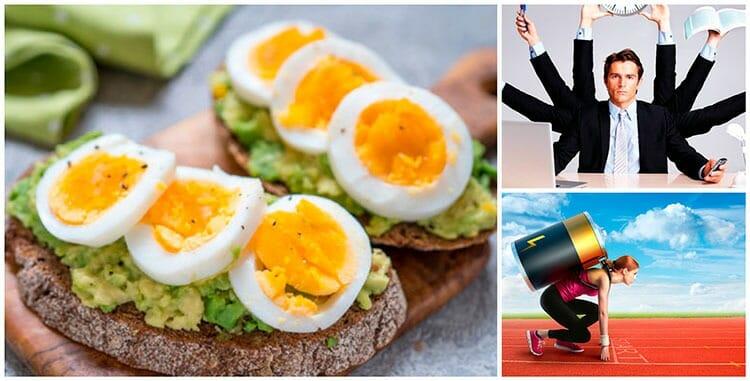 Beneficios de un desayuno equilibrado