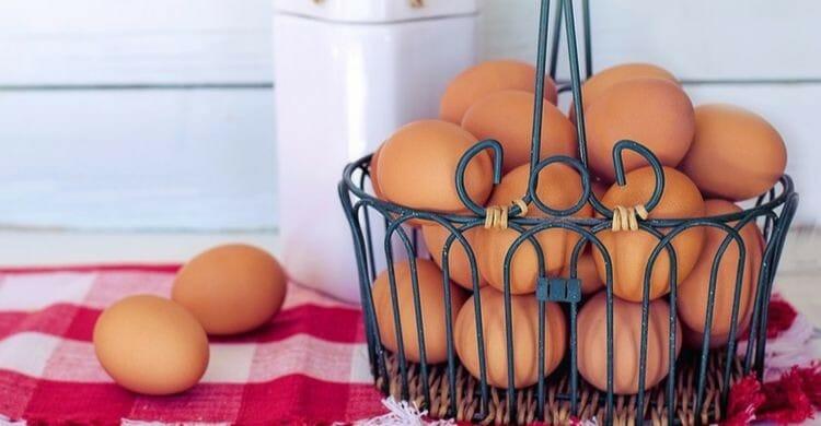 Beneficios y propiedades del huevo para la salud