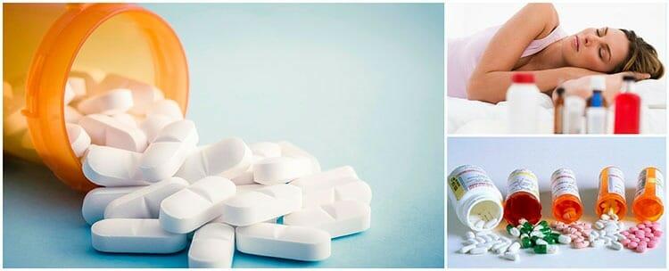Efectos secundarios de las benzodiacepinas