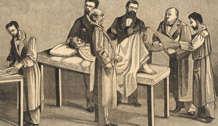 Medicina en la antigüedad